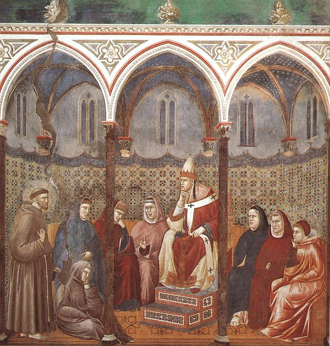Giotto_-_Legend_of_St_Francis_-_-17-_-_St_Francis_Preaching_before_Honorius_III.jpg