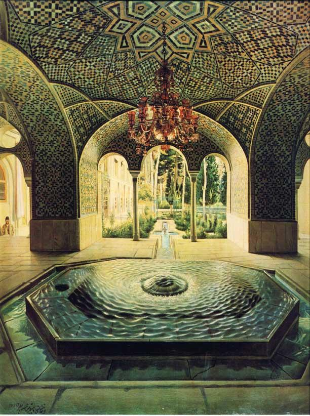 Golestan_palace_springhouse.JPG