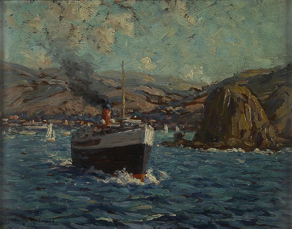 Granville_Redmond_-_Steamer_leaving_Avalon,_Catalina_Island.jpg