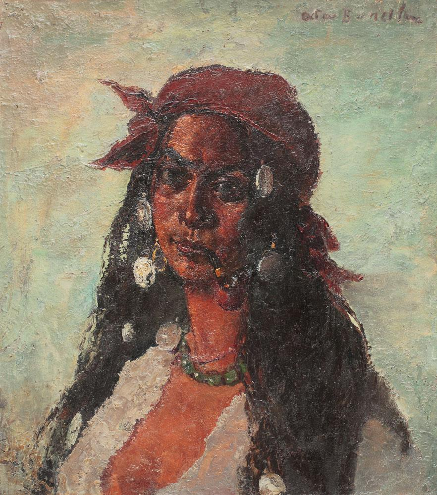Gypsy_Woman_with_Necklace_and_Pipe_by_Octav_Băncilă_1915.jpg