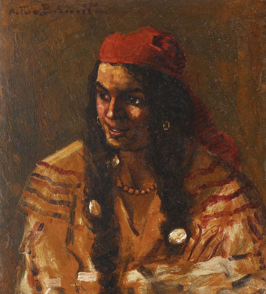 Gypsy_Woman_with_Red_Scarf_by_Octav_Băncilă_1915.jpg