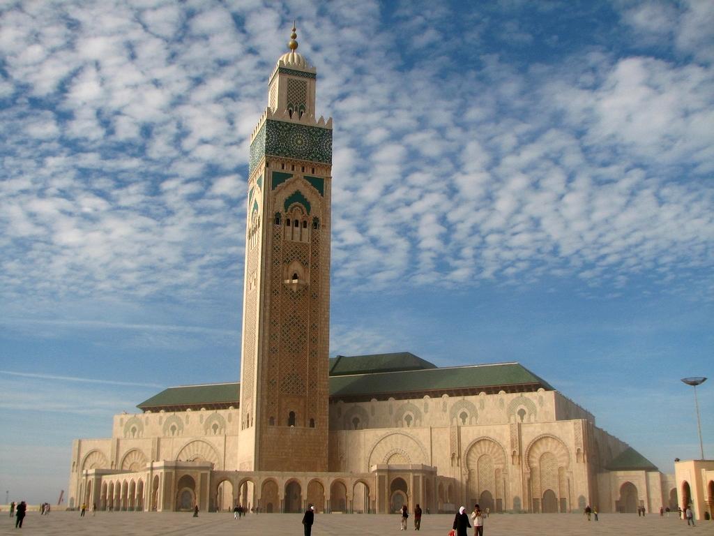 Hassan II Mosque in Casablanca - Morocco.jpg