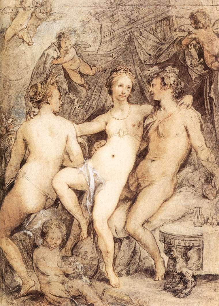 Hendrick Goltzius 1558-1617 - Dutch Baroque Era painter - Tutt\'Art@ (15).jpg