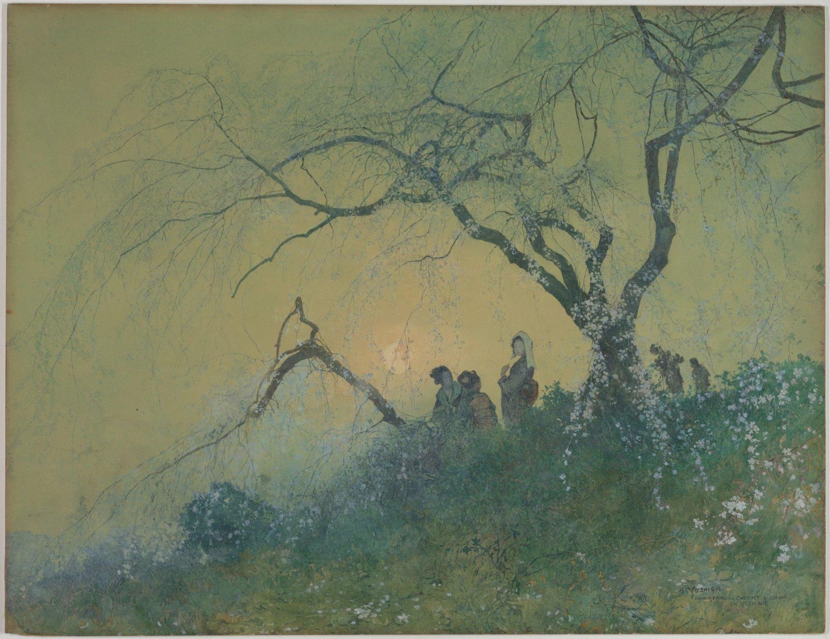 Hiroshi Yoshida 1899.jpg