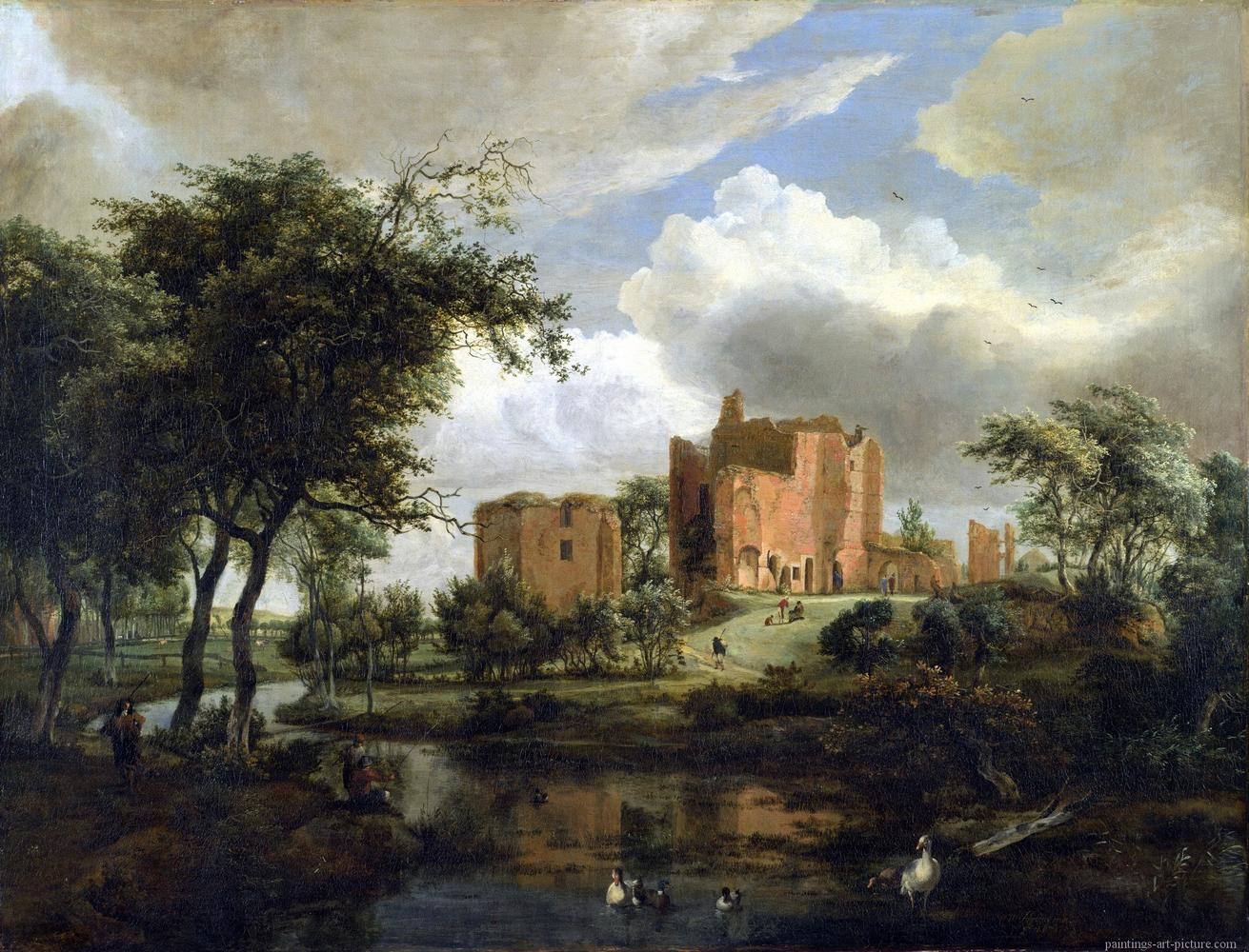 HOBBEMA-Meyndert1-The-Ruins-of-Brederode-Castle.jpg