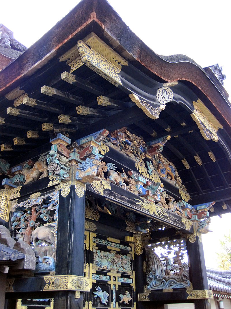 Hongan-ji_National_Treasure_World_heritage_Kyoto_国宝・世界遺産_本願寺_京都407.JPG