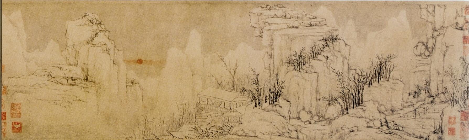 Huang_Gongwang._Clearing_After_Sudden_Snow._ca._1340._104,6_cm_long.Palace_Museum,_Beijing.jpg