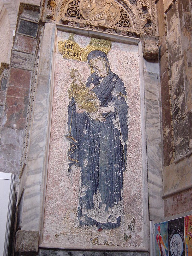 Istanbul_-_S._Salvatore_in_Chora_-_Navata_-_Maria_-_Foto_G._Dall'Orto_26-5-2006.jpg