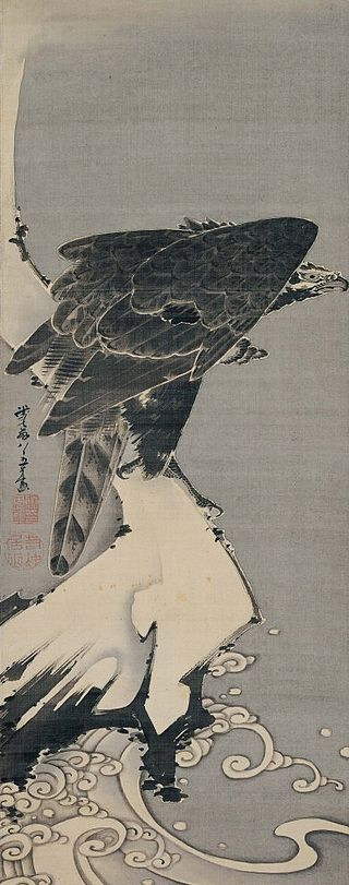 Ito_Jakuchu_-_'Eagle',_1800,_Hanging_scroll;_LACMA.jpg