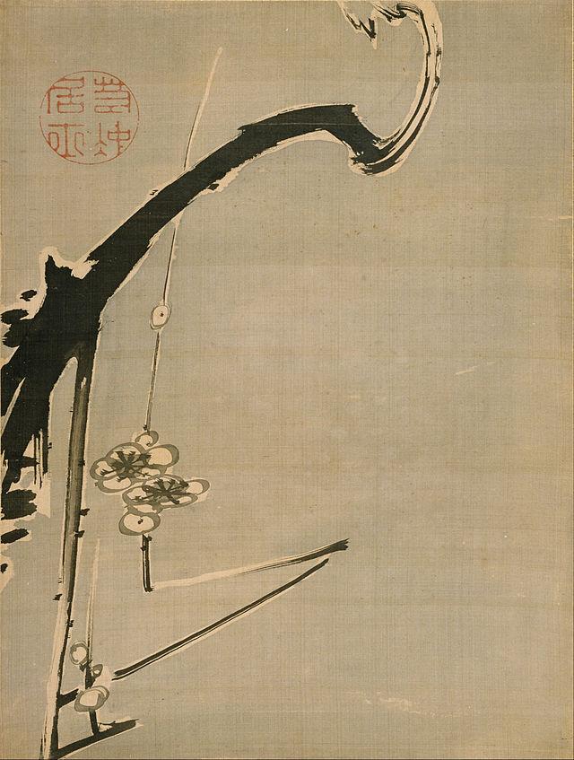 Ito_Jakuchu_-_Plum_Blossoms_from_Seiran'en_Painting_Album_-_Google_Art_Project.jpg