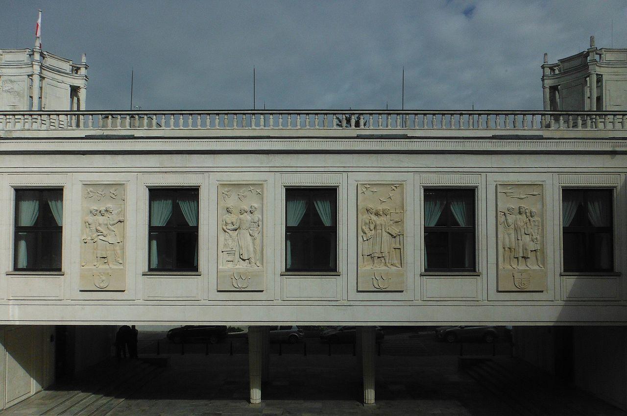 Józef GosławskiPOL_Warszawa_Sejm_reliefs_outside_01.jpg