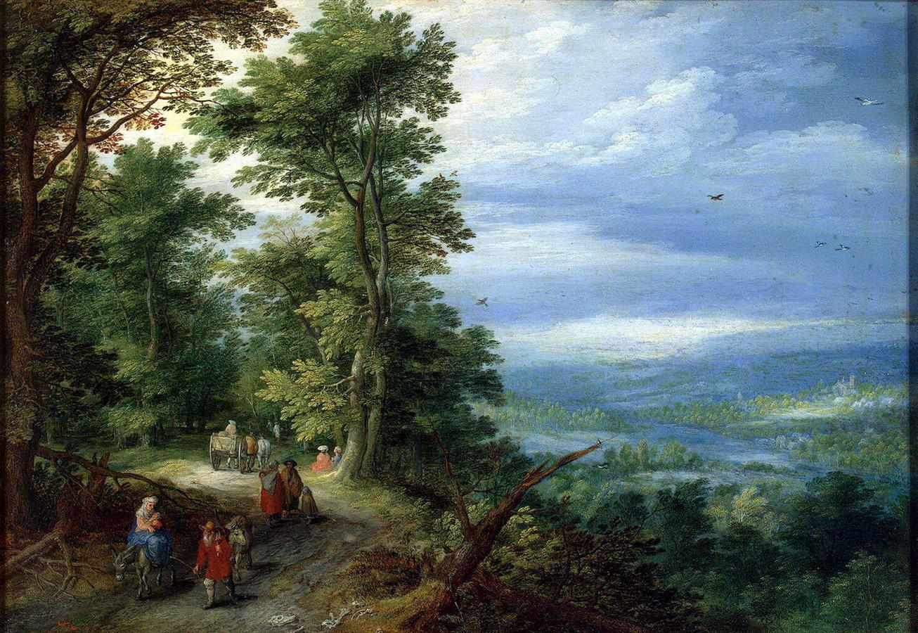 Jan Brueghel The Elder Paintings 53.jpg