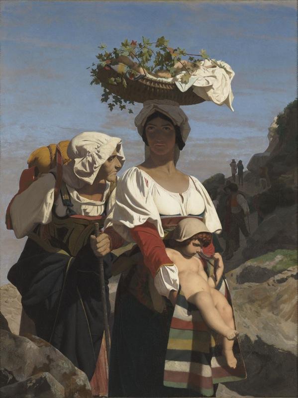 Jean-Léon_Gérôme,_Deux_Paysannes_italiennes_et_un_enfant.jpg