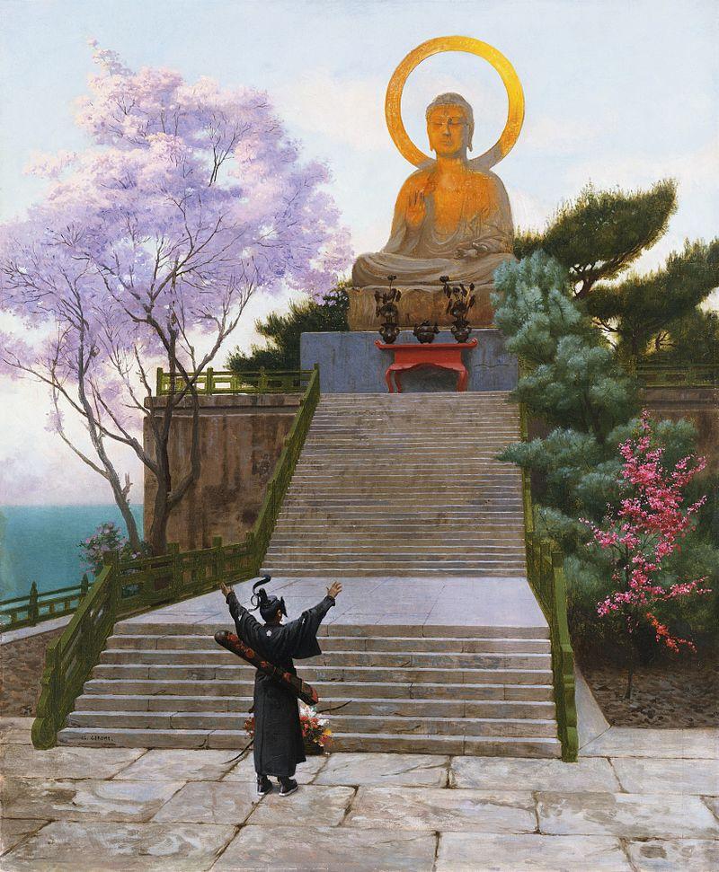 Jean-Léon_Gérôme_-_Japanese_Emploring_A_Deity.jpg