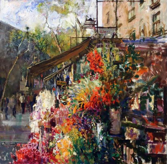 Joan Marti 1936-2009  - Spanish Figurative painter - maher gallery15.jpg