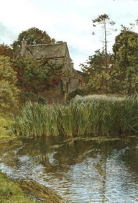 John Byam Liston Shaw - An Autumn Garden.jpg