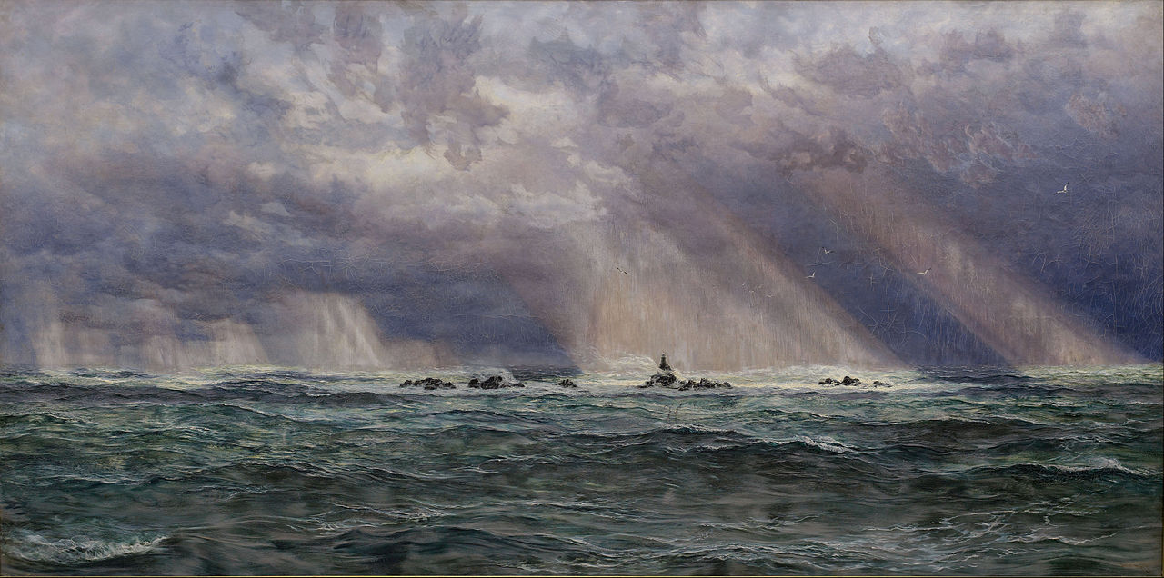 John_Brett_-_A_North-West_Gale_off_the_Longships_Lighthouse_-_Google_Art_Project.jpg