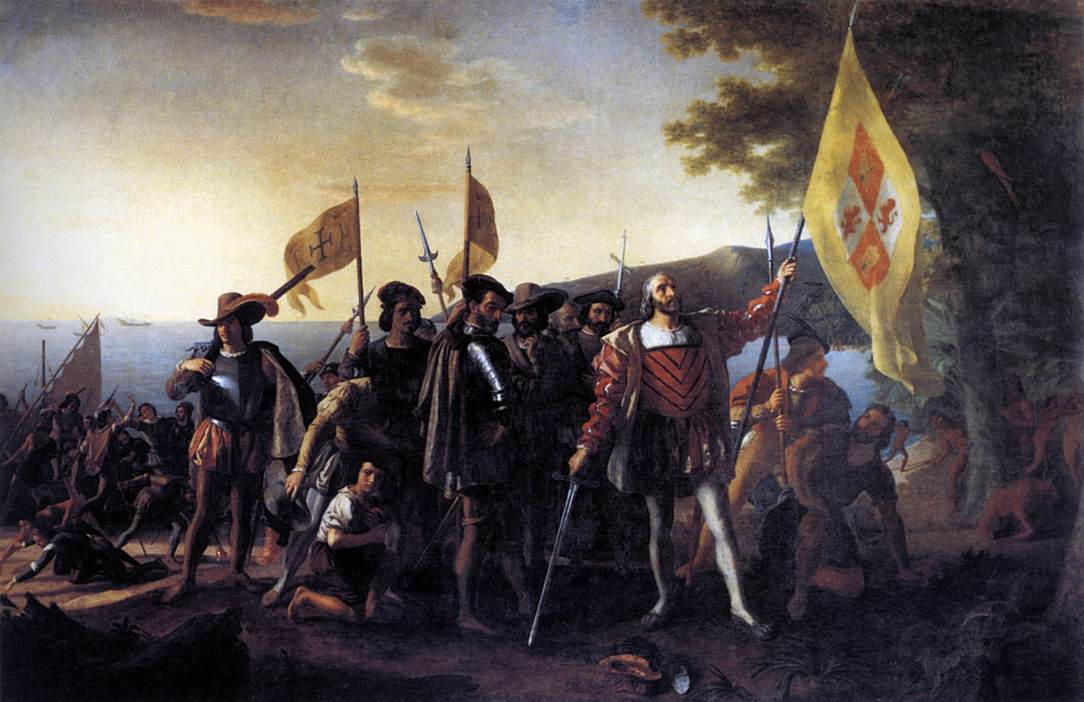 John_Vanderlyn_-_Columbus_Landing_at_Guanahani,_1492_-_WGA24269.jpg