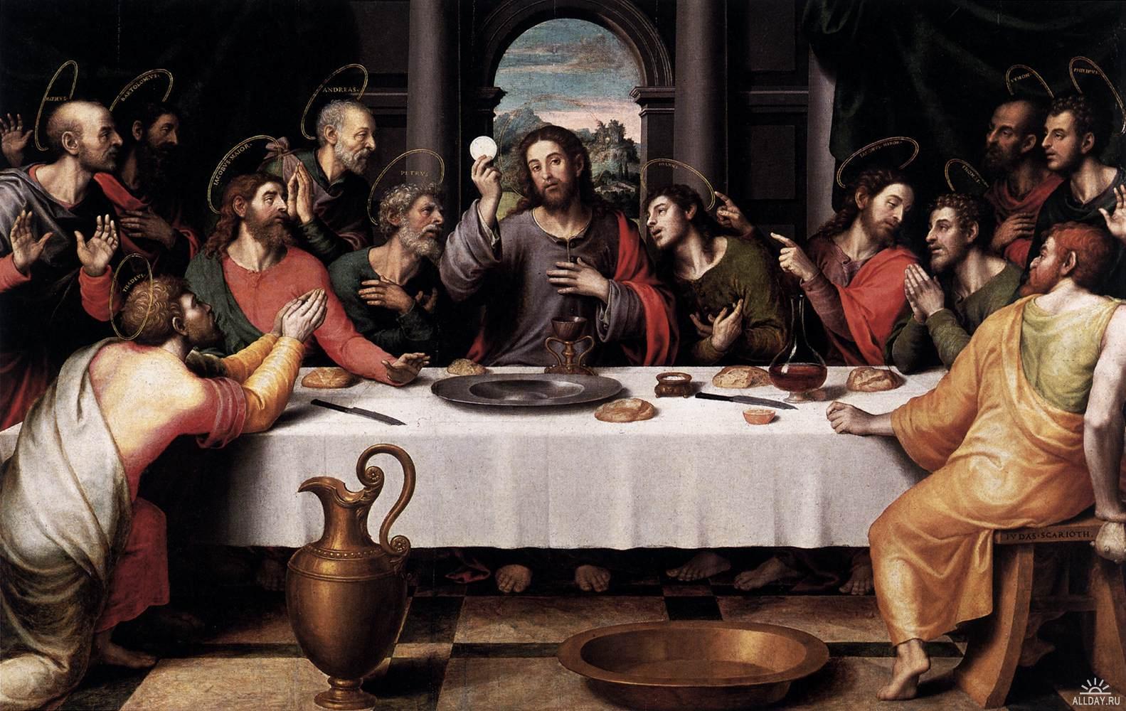 Juan de JUANES 1560(b. ca. 1523, Fuente de la Higuera, d. 1579, Bocairente)1260382788_2.jpg