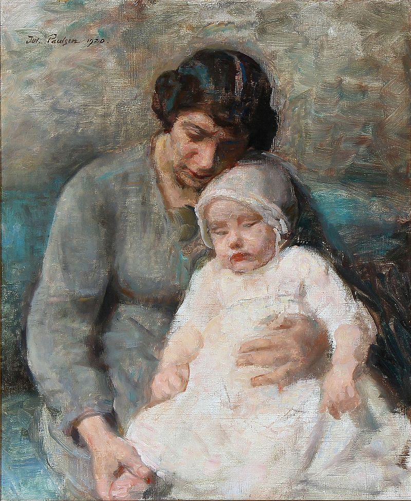 Julius_Paulsen_-_Portrait_of_a_mother_with_her_daugther_(1920).jpg