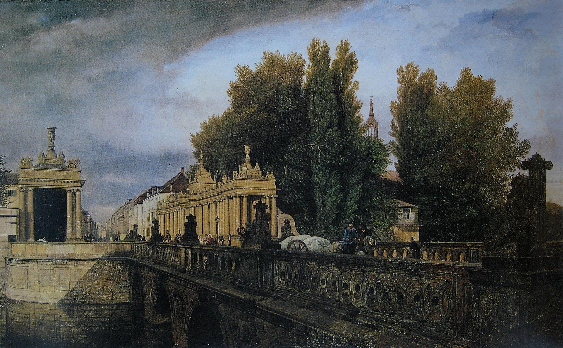 Königsbruecke_Gaertner_1835.jpg