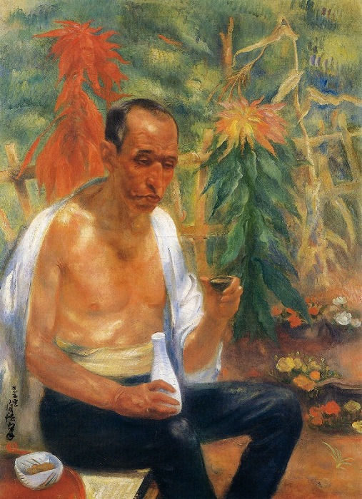 Katada Tokurō(1889-1934Hiruyasumi_by_Katada_Tokurō.jpg