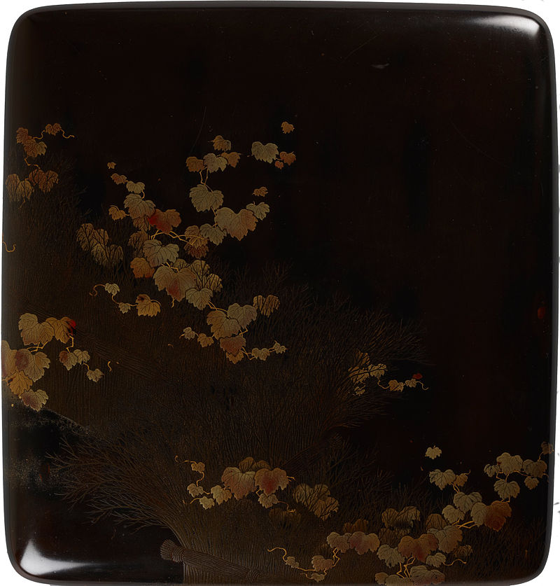Koma_Kyui_-_Writing_Box,_Ivy_and_brushwood_fence_design_in_maki-e_lacquer_-_Google_Art_Project.jpg