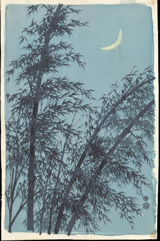Kotozuka_Eiichi-Bamboo_Grove_Under_a_Crescent_Moon-010879-10-31-2010-10879-x800.jpg