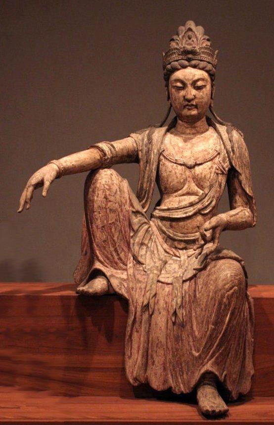 Kuan-yan_bodhisattva,_Northern_Sung_dynasty,_China,_c._1025,_wood,_Honolulu_Academy_of_Arts.jpg