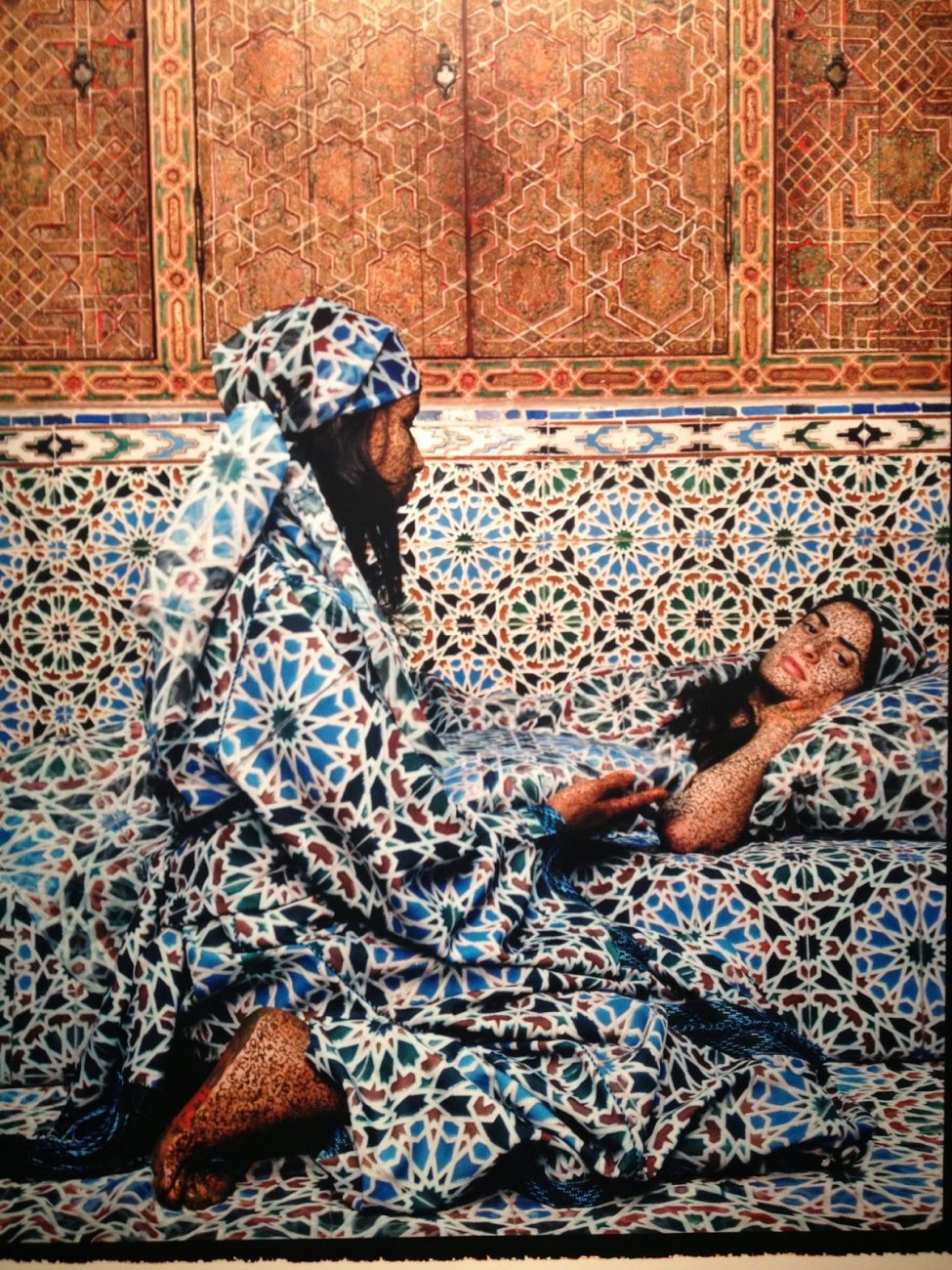 lalla essaydi african art museum Lalla essaydi biography q&a: lalla essaydi challenges muslim, gender stereotypes at museum of african art pbs pbs  lalla essaydi art analysis.