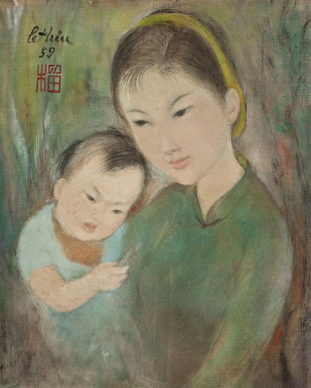 le-th-l-u-woman-and-child-1959-еtrivium-art-history.jpg