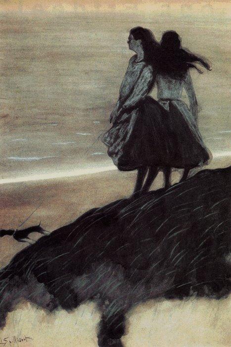 Leon Spilliaert-Girls on a Dune.jpg