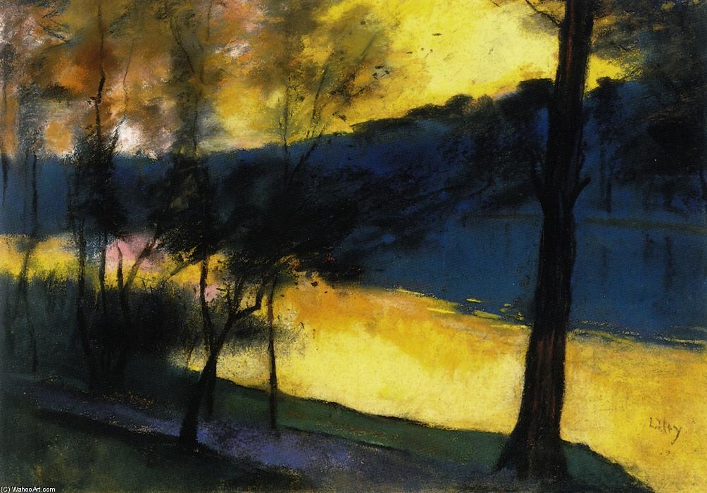 Lesser-Ury-Landscape-at-Sunset.JPG