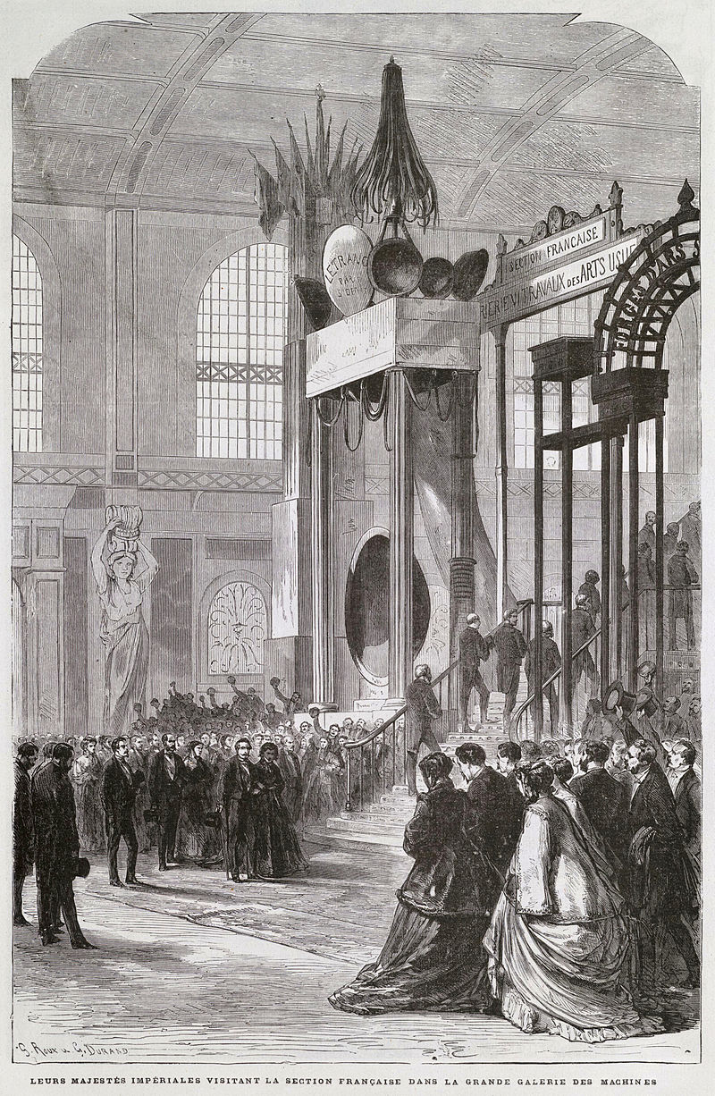 Leurs_majestés_impériales_visitant_la_section_française_dans_la_Grande_galerie_des_machines.jpg