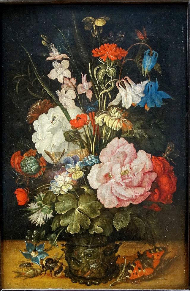 Lille_PdBA_savery_bouquet_de_fleurs.JPG