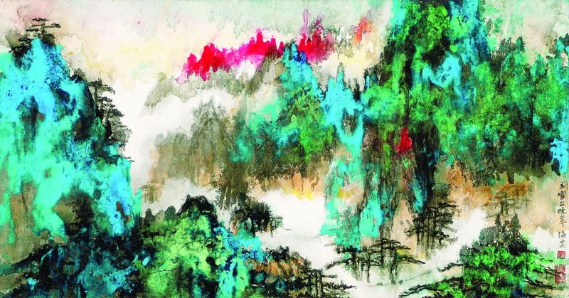 Liu Haisu  1896-199620130716114057767.jpg