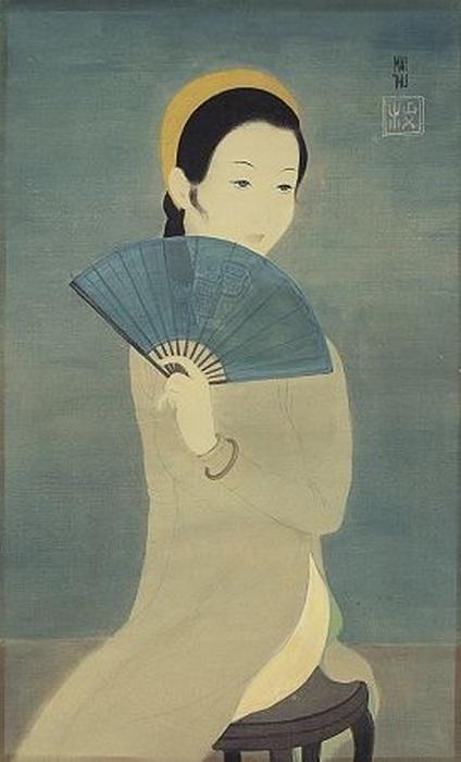 Mai-Trung-Thu-Lady-with-a-Blue-Fan-1940.jpg