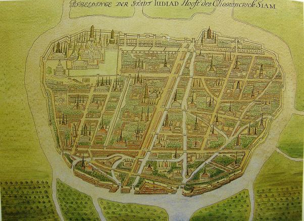 MapAyuttaya 1665.jpg