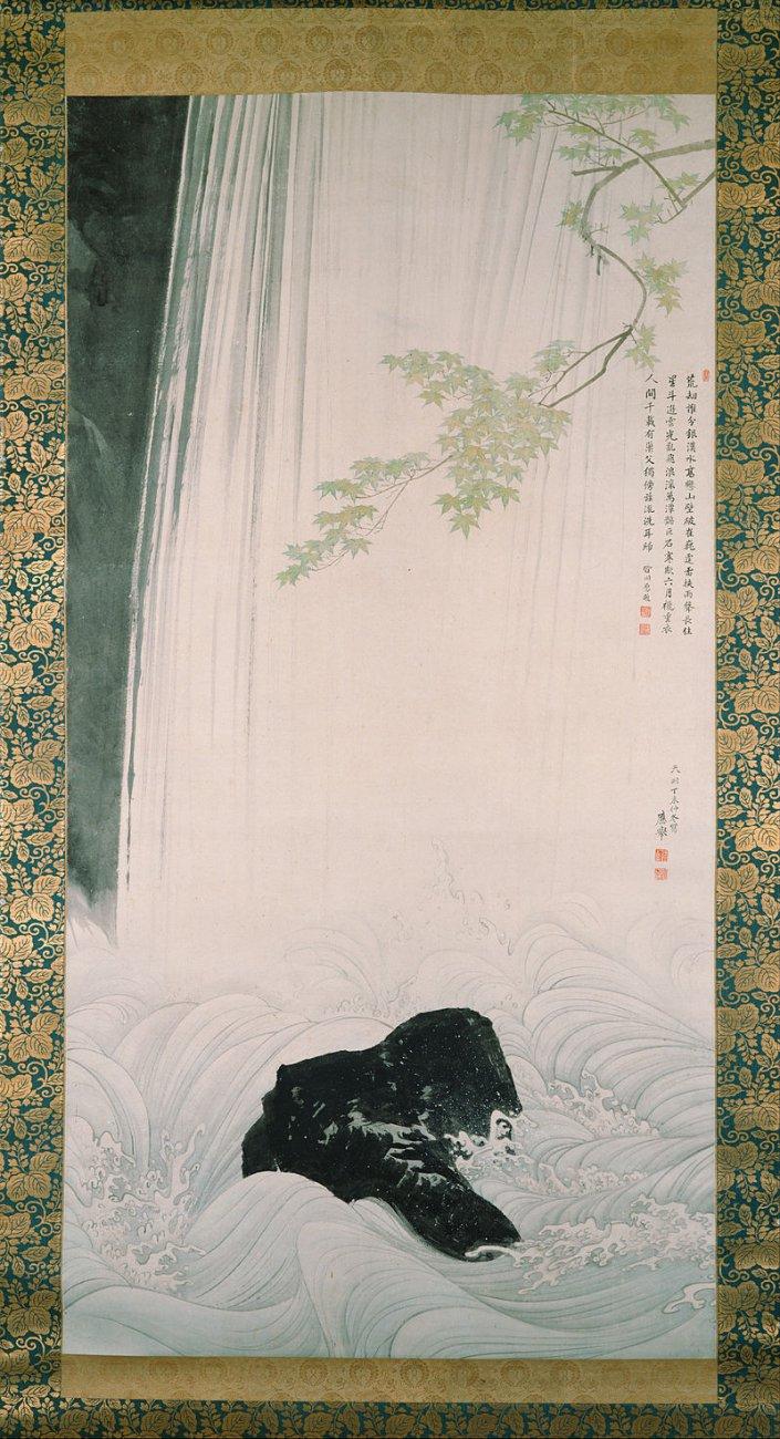 Maruyama_Okyo_-_Green_Maple_and_Waterfall_-_Google_Art_Project.jpg
