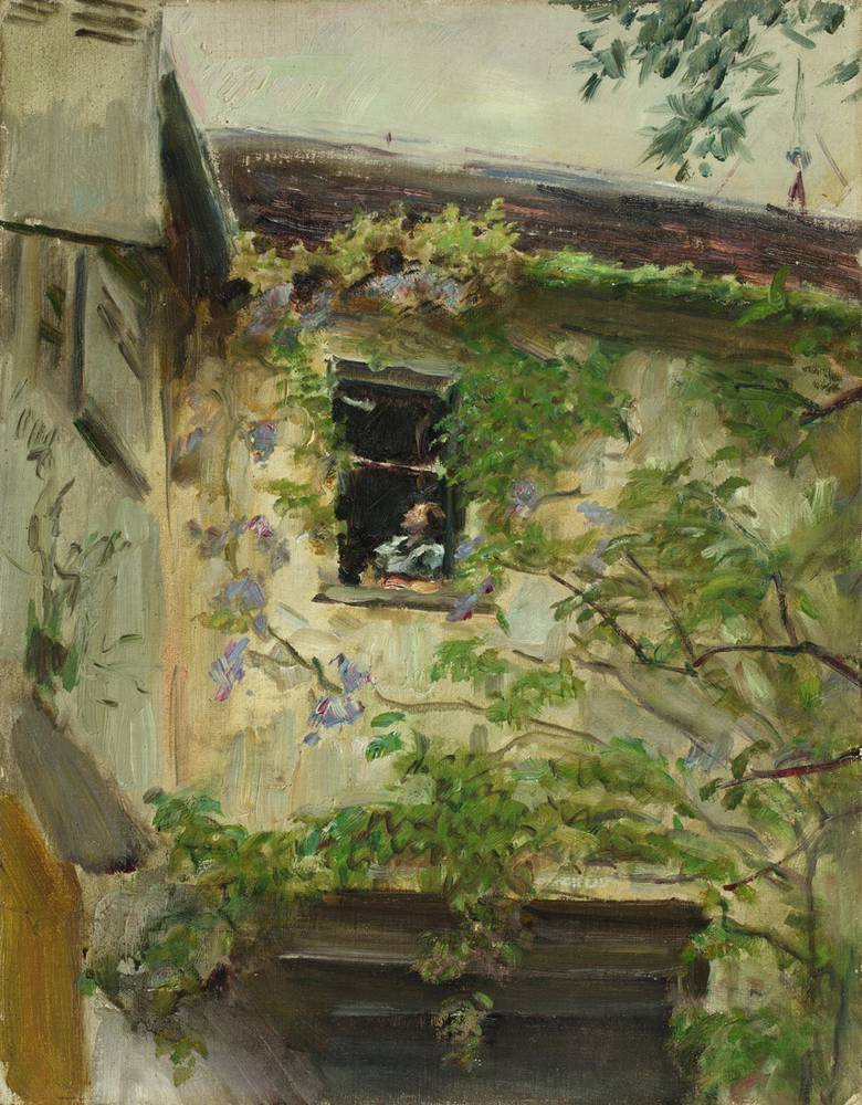 Max_Slevogt_Hofecke_mit_Frau_am_Fenster_(Neukastel)_1920.jpg