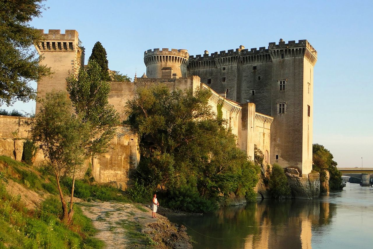 Medieval_Сastle_on_the_Rhône.JPG