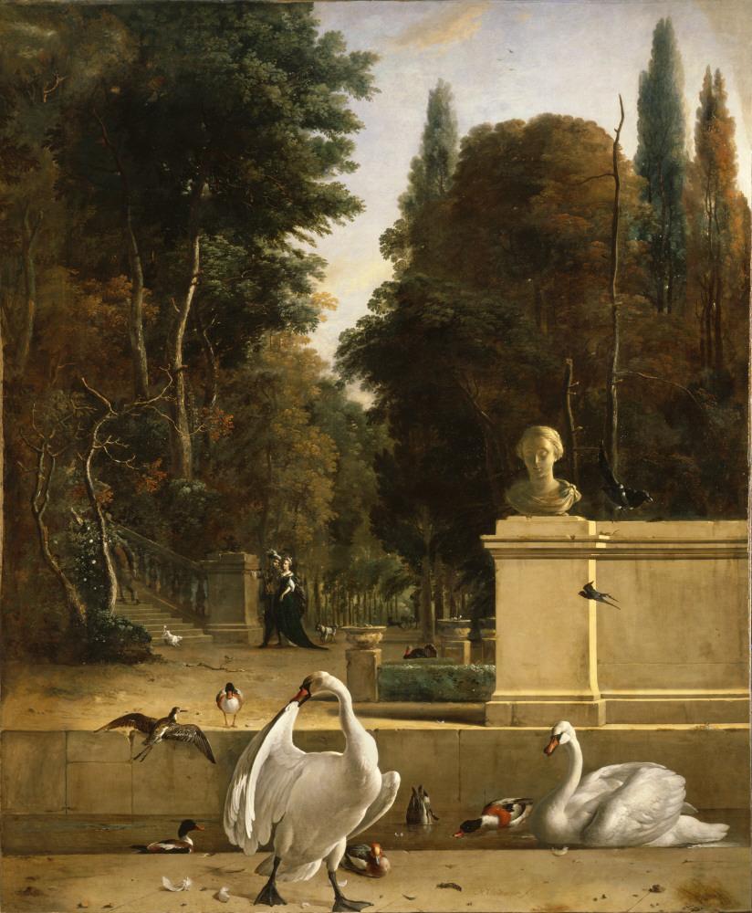 MELCHIOR DE HONDECOETER (1636- 1695).a6c1216ef469.jpg