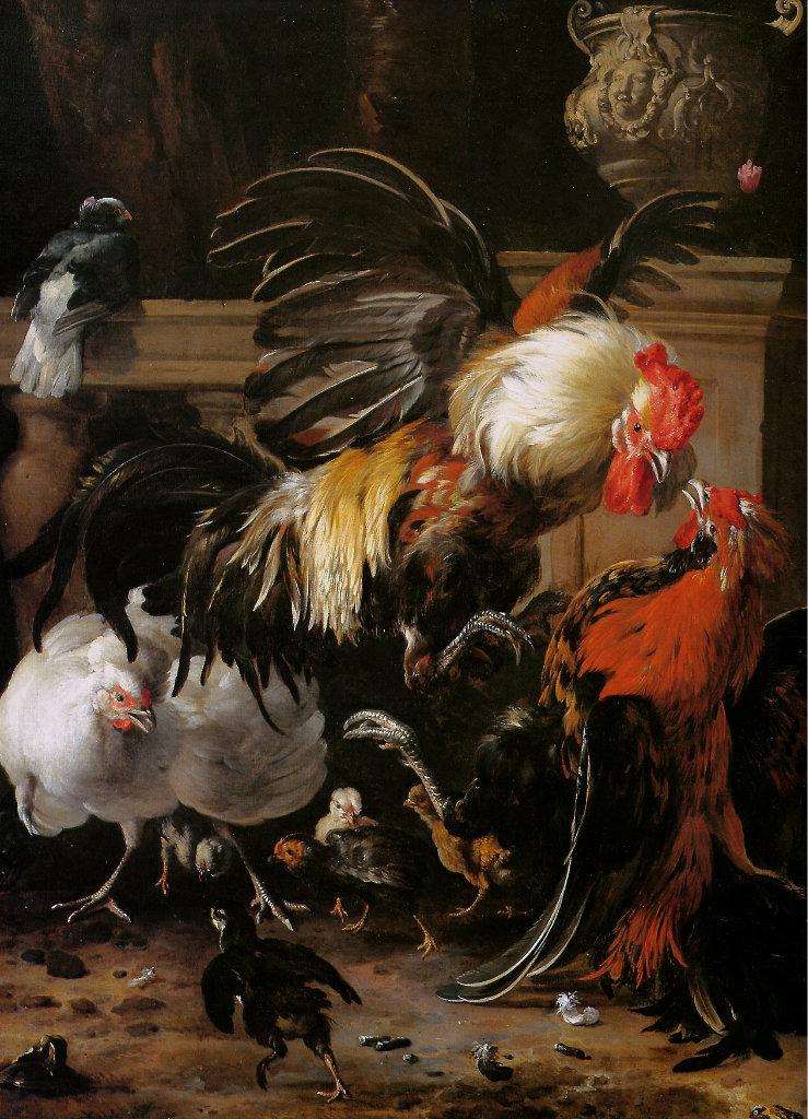 MELCHIOR DE HONDECOETER (1636- 1695).fe72dd3db770.jpg