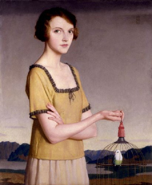 Meredith Frampton  Winifred Radford 1921.jpg