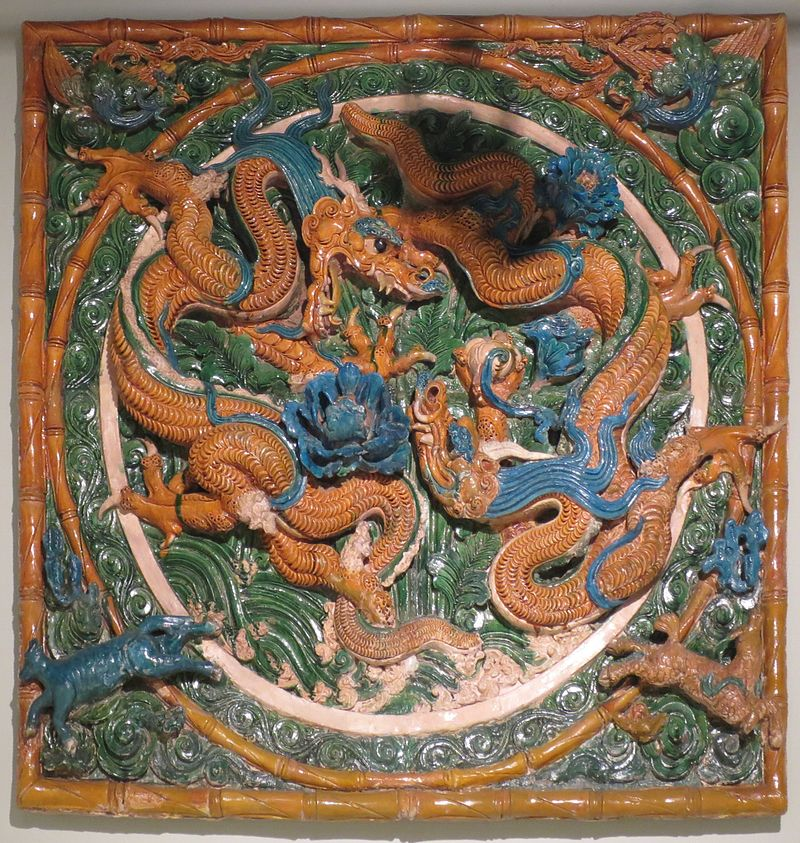 Ming_dynasty_wall_tile,_16th_century,_pottery_and_glaze,_Lowe_Art_Museum.JPG