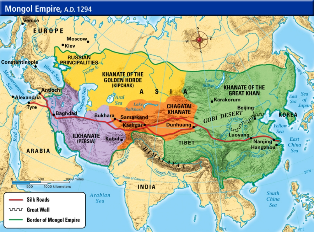 political and economic effects on the mongol rule over middle east and china Compare and contrast economic and political effects of the mongol rule in the middle east and china the mongols were a nomadic group from central asia who joined together under the rule of ghengis khan to conquer territory the mongols had an enormous affect on the territories it conquered.