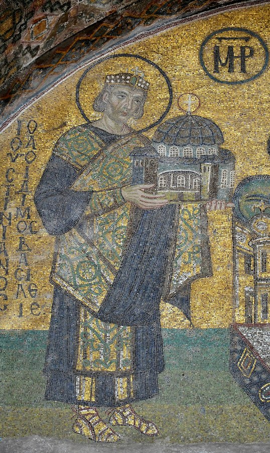 Mosaic_panel_depicting_the_emperor_Justinian_1,000_AD,_.jpg