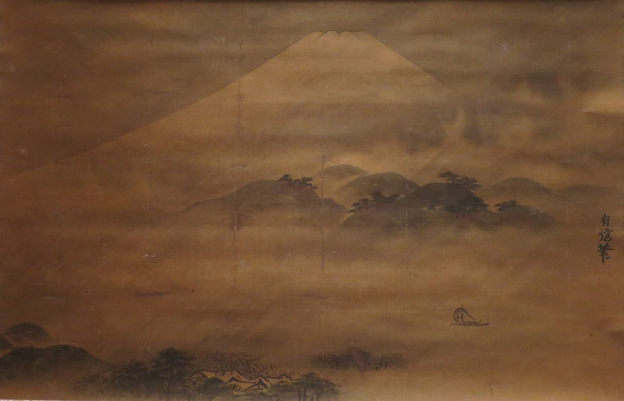 'Mount_Fuji_in_the_Rain'_by_Kano_Arinobu,_Honolulu_Museum_of_Art_accession_2005.355.JPG