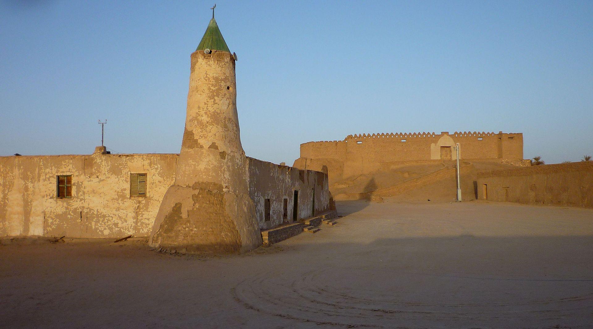 Murzuq_ливия 16 в -_Festung_Qala_at_Turk,_Moschee.jpg