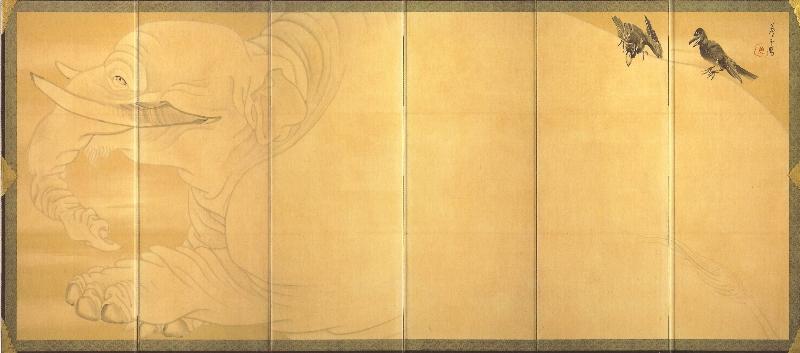 Nagasawa-Rosetsu-White-Elephant-and-Black-Bull-left.jpeg